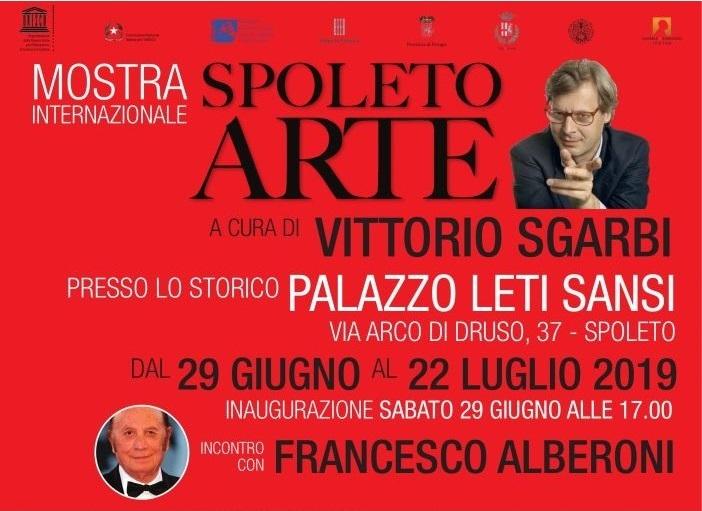 <!--:it-->Spoleto Arte - Mostra internazionale d'arte contemporanea<!--:--> @ Palazzo Leti Sansi