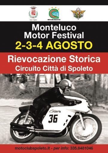 <!--:it-->Monteluco Motor Festival<!--:--> @ Monteluco