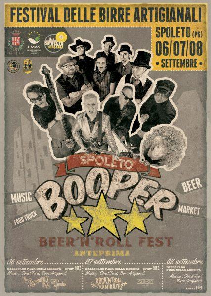 <!--:it-->+++RINVIATO AL 27-28-29 SETTEMBRE+++ BOOPER - BEER'N'ROLL FEST | Festival della birra artigianale<!--:--><!--:en-->+++POSTPONED TO 27-28-29 SEPTEMBER+++ BOOPER - BEER'N'ROLL FEST | Craft beer festival<!--:--> @ Piazza Pianciani, Corso Mazzini e Piazza della Libertà