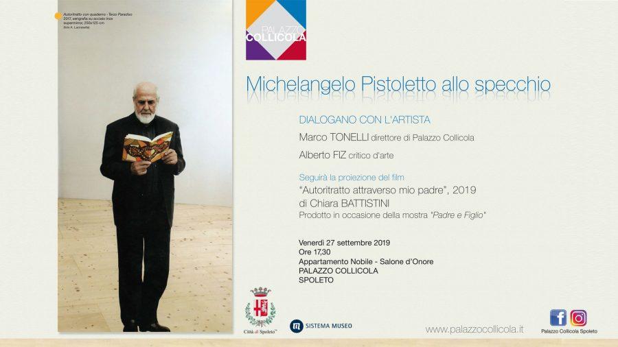<!--:it-->Michelangelo Pistoletto allo specchio<!--:--> @ Palazzo Collicola