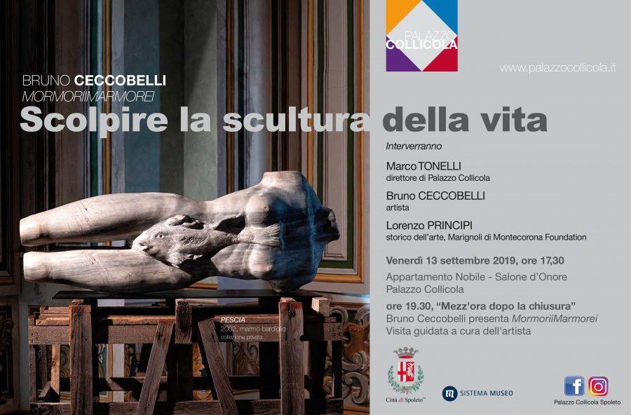 <!--:it-->Scolpire la scultura della vita | Bruno Ceccobelli – MormoriiMarmorei<!--:--><!--:en-->Sculpting the Sculpture of Life | Bruno Ceccobelli – MormoriiMarmorei<!--:--> @ Palazzo Collicola