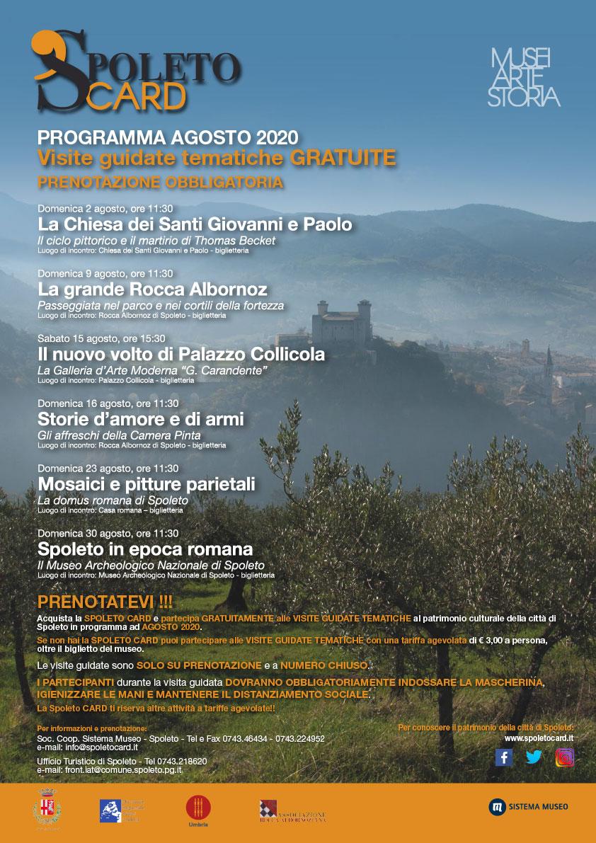<!--:it-->Visita Guidata SPOLETO CARD <!--:--><!--:en-->SPOLETO CARD Guided Visit<!--:--> @ Spoleto