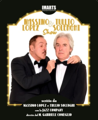 <!--:it-->Solenghi-Lopez RIMANDATO AL 17 DICEMBRE<!--:--><!--:en-->Solenghi - Lopez POSTPONED TO DECEMBER 17<!--:--> @ Teatro Nuovo Gian Carlo Menotti