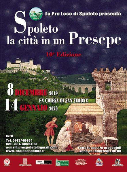 <!--:it-->Spoleto, La Città in un Presepe - X edizione<!--:--><!--:en-->Spoleto, the City in a Crib - 10th edition<!--:--> @ Ex Chiesa di San Simone, Piazza Campello