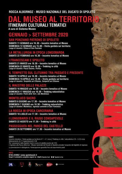 <!--:it-->Dal Museo al Territorio | MONTELUCO SACRO<!--:--><!--:en-->Dal Museo al Territorio | HOLY MONTELUCO<!--:--> @ Rocca Albornoz - Museo Nazionale del Ducato