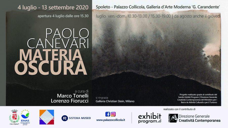 <!--:it-->MOSTRA | Materia Oscura di Paolo Canevari<!--:--> @ Palazzo Collicola