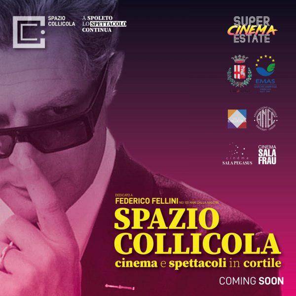 <!--:it-->SPAZIO COLLICOLA - Rassegna di cinema e spettacoli <!--:--> @ Cortile di Palazzo Collicola