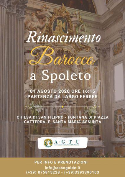 <!--:it-->Rinascimento Barocco a Spoleto - Visita guidata<!--:-->