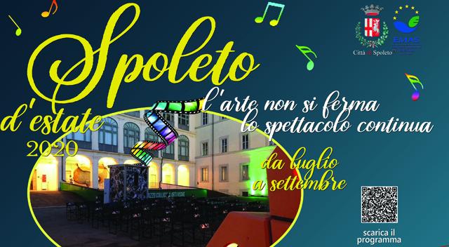 <!--:it-->SPOLETO D'ESTATE 2020 - programma dal 23 luglio al 27 settembre<!--:--> @ Spoleto