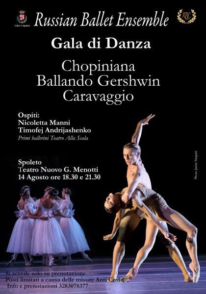 <!--:it-->GALA DI DANZA - Russian Ballet Ensemble<!--:--> @ Teatro Nuovo Gian Carlo Menotti