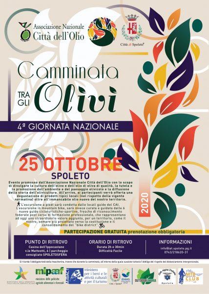 <!--:it-->CAMMINATA TRA GLI OLIVI - 4° edizione <!--:--> @ Casina dell'Ippocastano