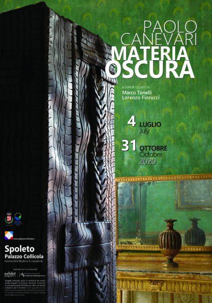 <!--:it-->Materia Oscura di Paolo Canevari | Visita guidata tematica <!--:--> @ Palazzo Collicola