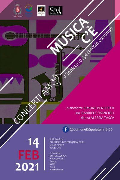 <!--:it-->MUSICA C'E'. A Spoleto lo spettacolo continua | Sette concerti dal Teatro Caio Melisso<!--:--> @ online