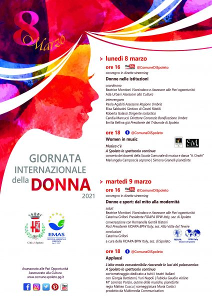 <!--:it-->GIORNATA INTERNAZIONALE DELLA DONNA 2021<!--:--><!--:en-->2021 International Women's Day<!--:--> @ in streaming