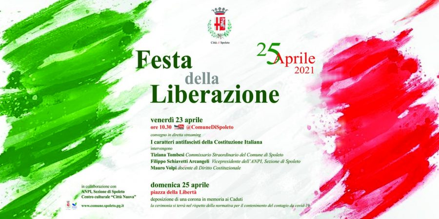 <!--:it-->76ª FESTA DELLA LIBERAZIONE<!--:--><!--:en-->76th Liberation Day<!--:--> @ in streaming