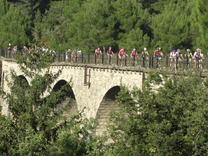 <!--:it-->Iniziative bike sul tracciato dell'Ex ferrovia Spoleto-Norcia<!--:--> @ Ex ferrovia Spoleto-Norcia