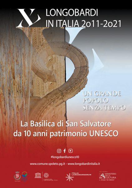 <!--:it-->LONGOBARDI IN ITALIA: DA 10 ANNI PATRIMONIO MONDIALE UNESCO | Visite guidate, trekking urbani, percorsi bike<!--:--><!--:en-->LONGOBARDS IN ITALY: UNESCO WORLD HERITAGE SITE FOR 10 YEARS | Guided tours, city trekking, an exhibition, family bike tours<!--:--> @ Spoleto e Campello sul Clitunno