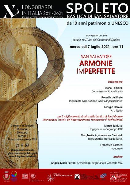 <!--:it-->MOSTRA | San Salvatore ARMONIE imPERFETTE<!--:--><!--:en-->EXHIBITION | San Salvatore ARMONIE imPERFETTE<!--:--> @ Monte di Pietà, Palazzo Mauri, Archivio di Stato