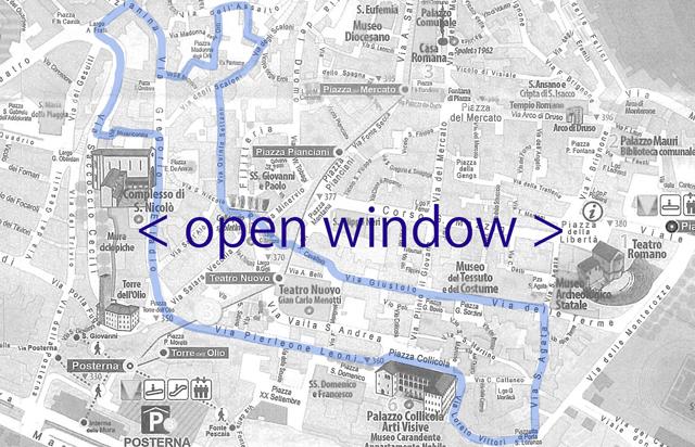 <!--:it-->OPEN WINDOW: Un evento di sound art nel centro storico di Spoleto<!--:--> @ Spoleto