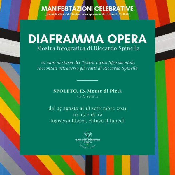 <!--:it-->MOSTRA | DIAFRAMMA OPERA - 20 anni di storia del Teatro Lirico Sperimentale, raccontati attraverso gli scatti di Riccardo Spinella<!--:--> @ Ex Monte di Pietà